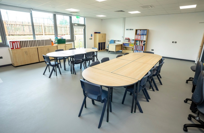 addington class room