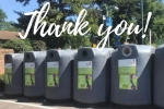 glass recycling banks